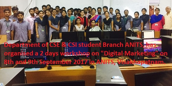 """Best Accredited CSI student Branch"" award consecutively for the fourth time. This has been awarded for the academic year of 2013-14 at CSI-2014"